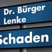 Schadenersatz im Medizinrecht - Rechtsanwalt Dr. Bürger und Fachanwältin Beate Lenke