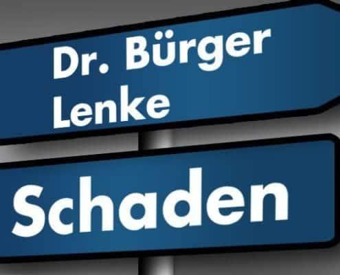 Schadenersatz im Medizinrecht - Kanzlei Dr. Bürger, Lenke & Berger