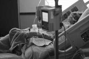 krankenhausbett-dekubitus