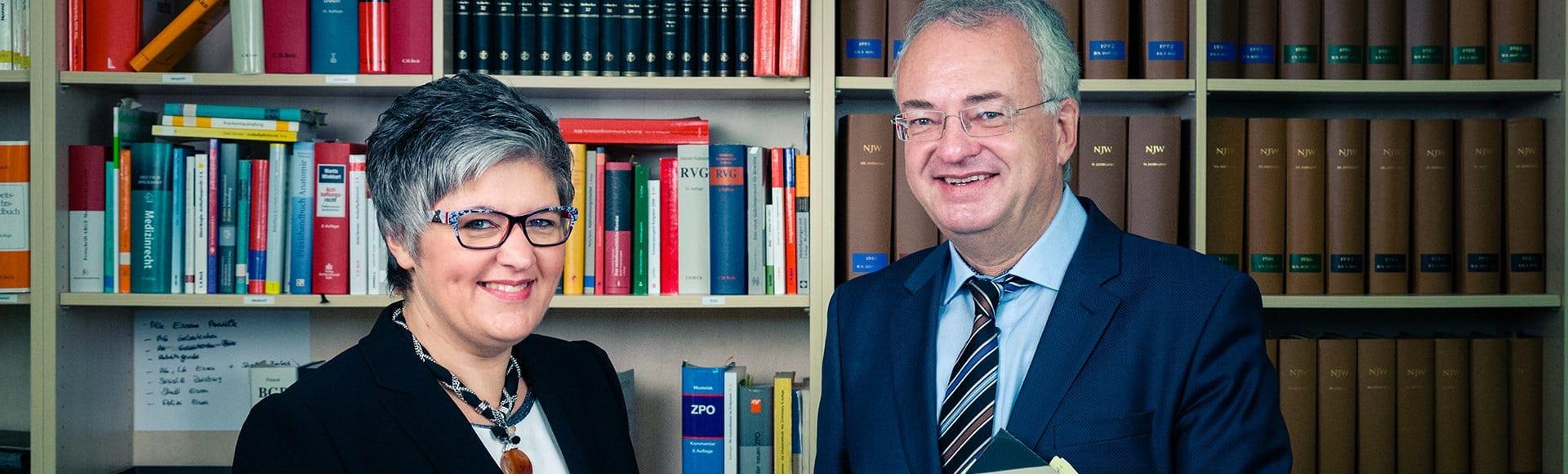 Rechtsanwälte für Medizinrecht Bürger & Lenke aus Essen